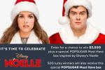 Popsugar Must Have Disney's Noelle Sweepstakes