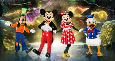 CBSLA Disney On Ice Mickey's Search Party Contest