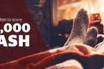 Quicken Loans Holiday Cash Sweepstakes 2019
