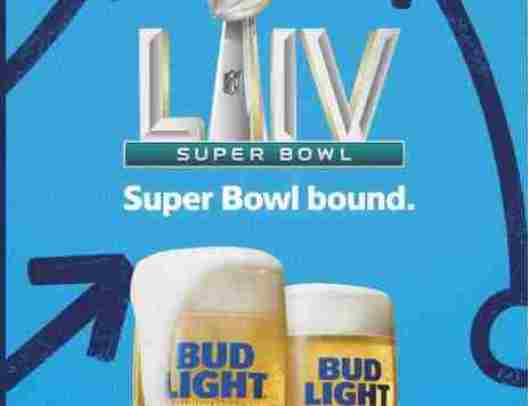 Bud Light Super Bowl Sweepstakes