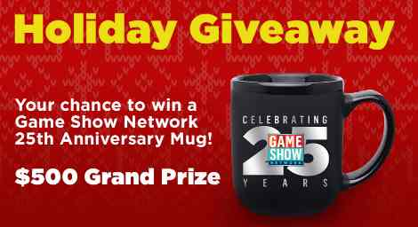 GSNTV Game Show Network Holiday Giveaway