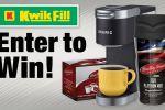 Kwik Fill Bradley Street Coffee Giveaway 2019