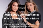 Win A Year's Worth of Style from Boston Proper