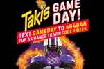 Takis Game Day Fiesta Sweepstakes