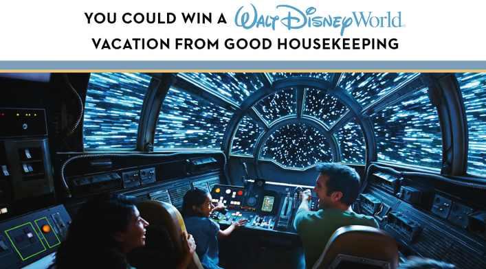Good Housekeeping Star Wars Adventure Sweepstakes
