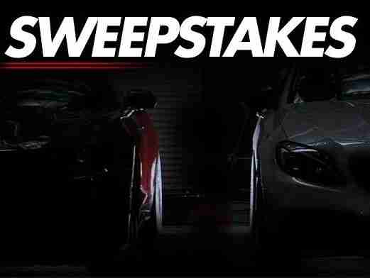 Speed Society Sweepstakes 2020
