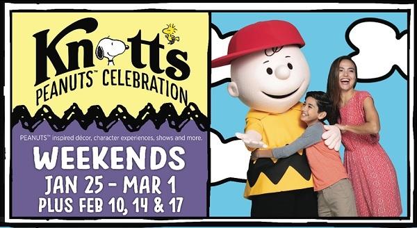 Knott's Peanut Celebration Sweepstakes