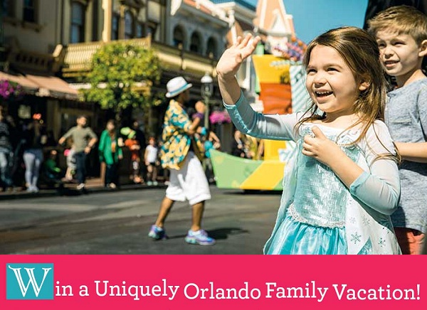 Win an Orlando Family Vacation Sweepstakes 2020