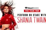 iHeartradio Shania in Vegas Sweepstakes