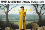 EMMA Great Britain Getaway Sweepstakes