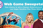 Game Show Network Catch 21 Sweepstakes