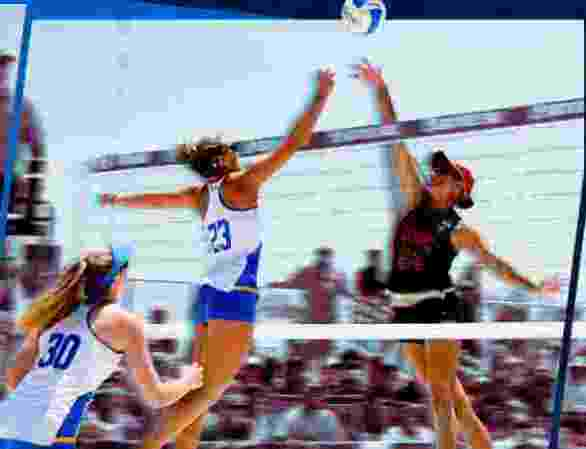 NCAA Beach Volleyball Championships Giveaway