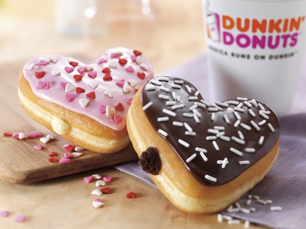 Dunkin' Valentine's Day Sweepstakes