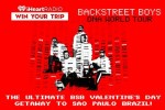 iHeartradio Ultimate BSB Valentine's Day Getaway Sweepstakes