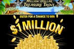 Pch.com Million Dollar Treasure Trove Sweepstakes