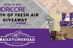 Dricore Breath of Fresh Air Sweepstakes