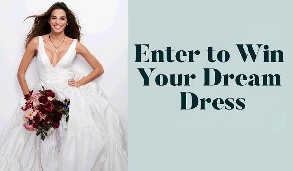 win a free wedding dress giveaway 2020