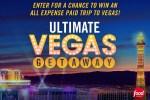 Food Network's Ultimate Vegas Getaway Sweepstakes