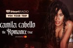 iheartradio See Camila Cabello On the Romance Tour sweepstakes