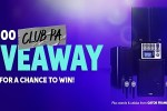 Sweetwater.com Monthly Giveaway