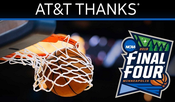 AT&T Thanks Final Four Sweepstakes 2020
