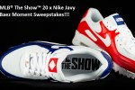 MLB The Show 20 x Nike Javy Baez Moment Sweepstakes