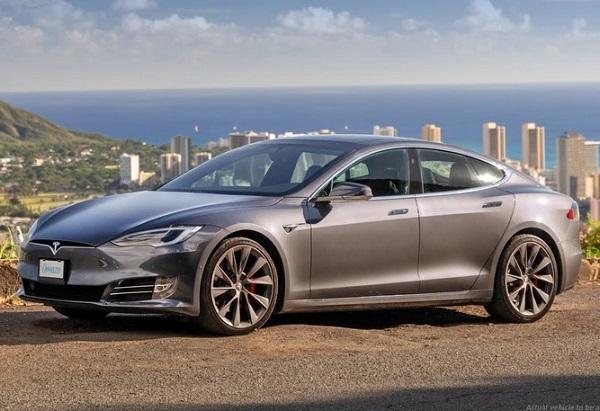 Omaze Tesla Model S Performance Sweepstakes