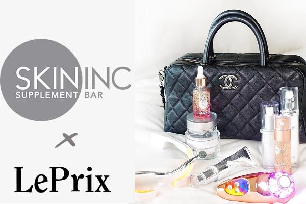 Skin Inc X LePrix Beauty Giveaway 2020