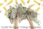 Niche Scholarship Sweepstakes 2020