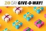 Oprahmag.com 20th Anniversary Sweepstakes