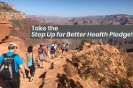 Step Up for Better Health Sweepstakes