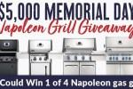 BBQGuys Napoleon Grill Giveaway 2020
