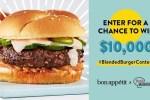 Blended Burger Cash Contest 2020