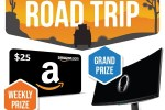 Dell Storage Virtual Road Trip Sweepstakes