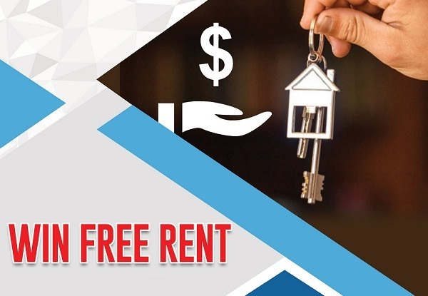 Win Free Rent Sweepstakes 2020