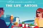 Stella Artois Summer Vacation Sweepstakes 2020