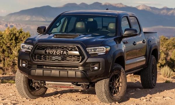 Toyota Tacoma Sweepstakes 2020