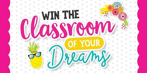 Carson Dellosa Education Classroom of Your Dreams Sweepstakes 2020