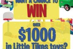 Little Tikes Summer Camp Play Home Sweepstakes