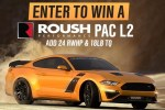 AmericanMuscle Roush Performance Giveaway