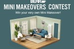 Behr Mini Makeovers Contest
