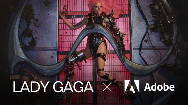 Lady Gaga's Adobe Chromatica Challenge: Win Cash!