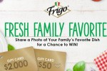 Frigo Fresh Family Favorites Contest 2020