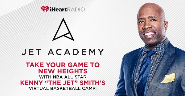 iHeartRadio Virtual Basketball Camp Sweepstakes