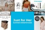 Linenspa Summer Giveaway 2020