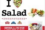 Litehouse I Heart Salad Sweepstakes