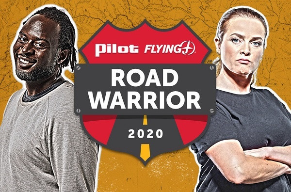 Pilot Flying J Road Warrior Contest 2020