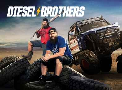 Diesel Brothers Outlaw 2.0 Giveaway 2020