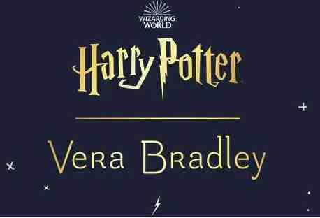 Vera Bradley Harry Potter Sweepstakes