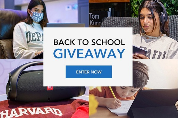 Abt Electronics Back To School Giveaway 2020